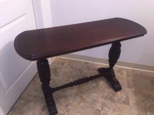 after furniture repair