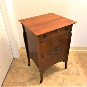 Restoring an 1890's Music Box Disc Cabinet