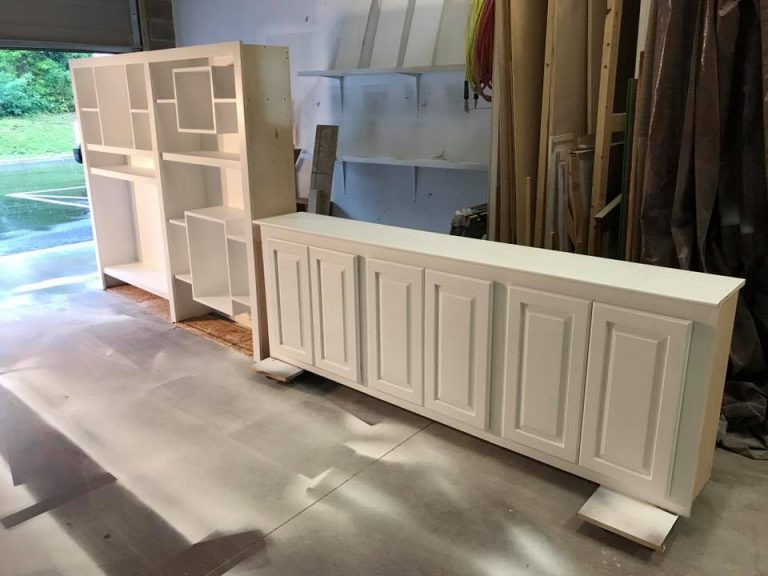 upgrading wood cabinets