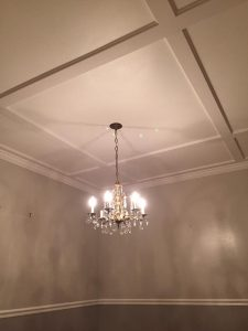 Ceiling & Wall Panel Treatment