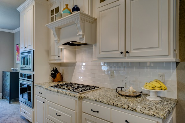 specialty built cabinets for kitchen